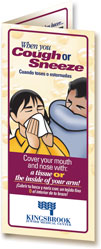 Cover Your Cough Brochure